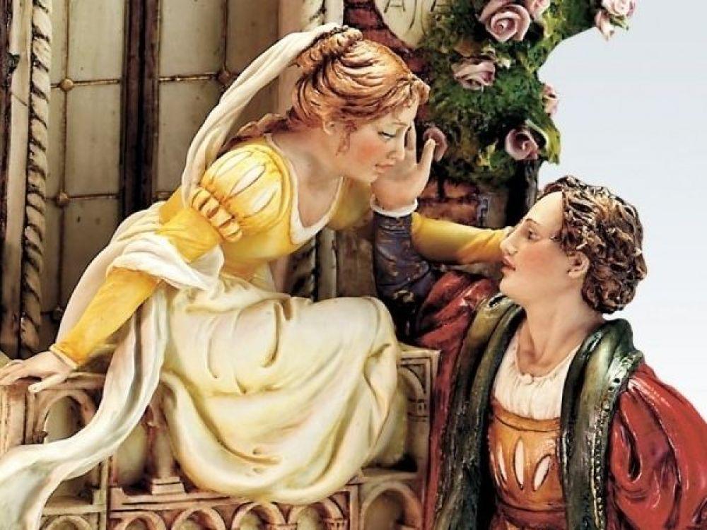 ромео и джульетта с картинками спину