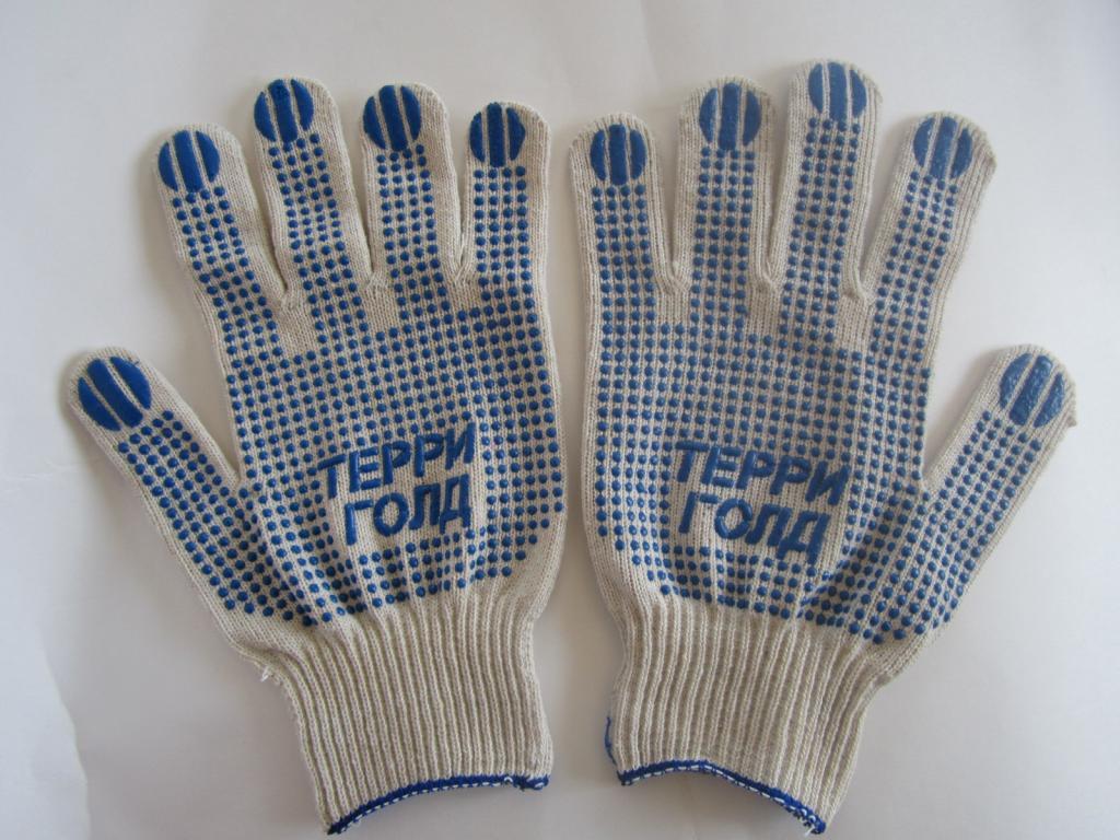Производители перчаток хб 10