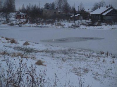 ВВологодской области под лед ушел 28-летний мужчина