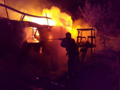 Жительница Нюксенского района погибла, спасая вещи изгорящего дома