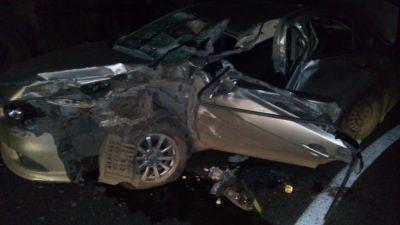 ВВологодском районе в трагедии сКамАЗом умер шофёр иномарки