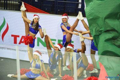 «АкБарс» победил в заключительном матче календарного года