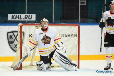 КХЛ. «Северсталь» одержала 3-ю победу подряд, обыграв «Амур»
