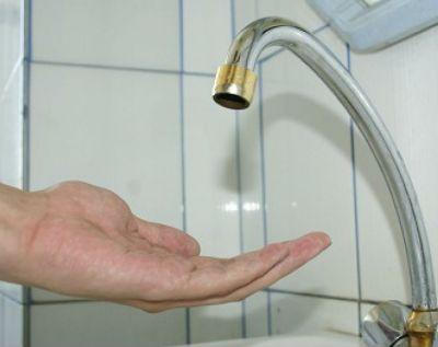 Горячую воду вЮжном микрорайоне Вологды задерживают до16июня