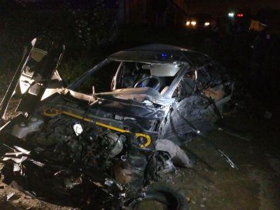 ВЧереповце столкнулись «ВАЗ» и«Дэу Матиз»: три человека доставлены вбольницу