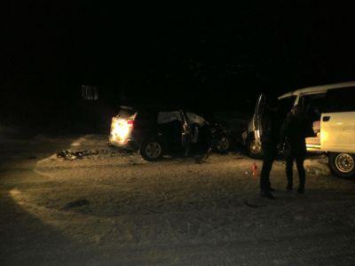 6 человек пострадали вавтомобильной трагедии вВологодском районе