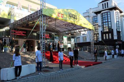 Фестиваль юного европейского кино VOICES открылся вВологде