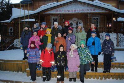 Стратегическое партнерство «Северо-Запад» продлит новогодние каникулы для нескольких десятков мальчишек и девчонок